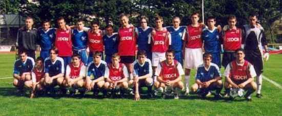 Rencontre sportive a cardiff en 1999
